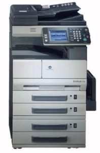 Bizhub 250/350
